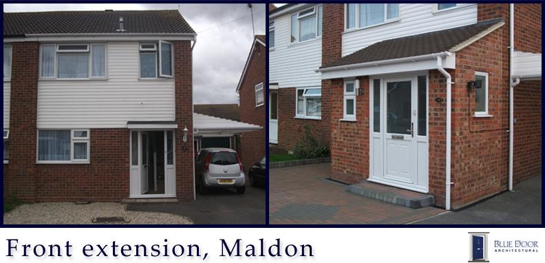 Front Extension Maldon