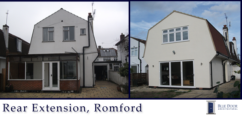 Rear Extension Romford